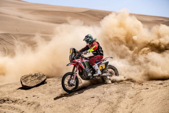 Dakar 2019 Etapa 1: Lima-Pisco (Barreda)