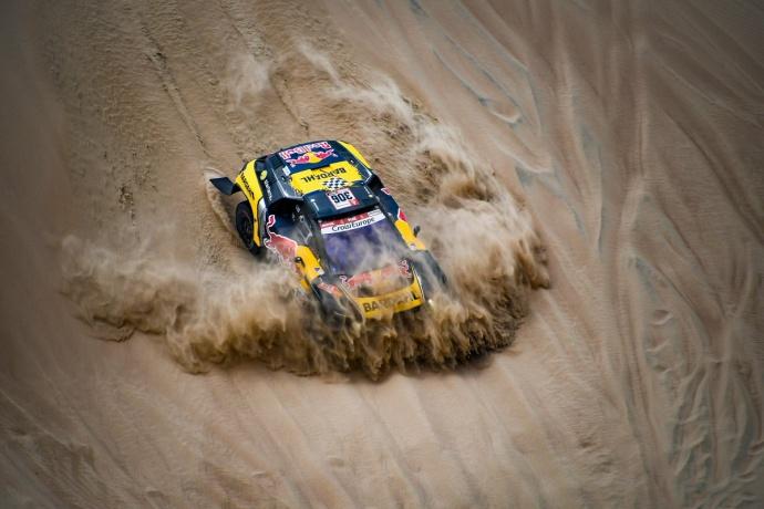 Dakar 2019 Etapa 2: Pisco-San Juan de Marcona