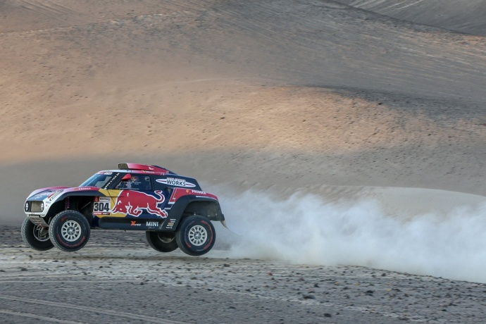 Dakar 2019 Etapa 3: San Juan de Marcona-Arequipa
