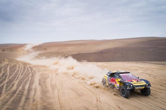 Dakar 2019 Etapa 5: Tacna-Arequipa