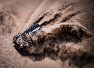 Dakar 2019 Etapa 7: San Juan de Marcona- San Juan de Marcona