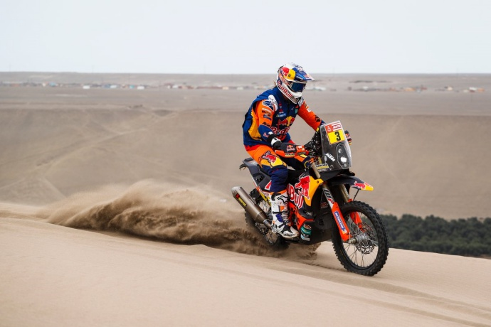 Dakar 2019 Etapa 8: San Juan de Marcona-Pisco