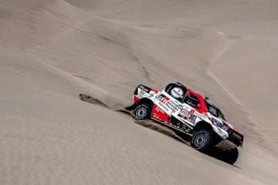 Dakar 2019 Etapa 9: Pisco-Pisco
