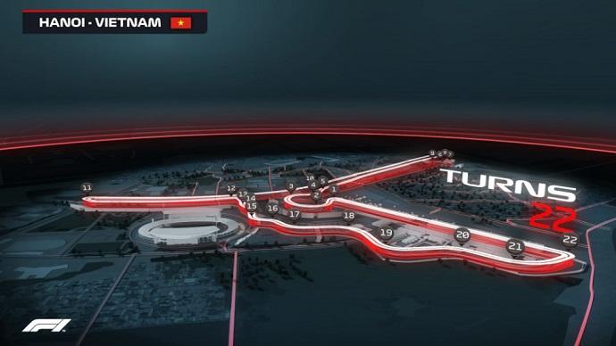 El Circuito de Vietnam será un verdadero desafío para pilotos e ingenieros, dice Tilke
