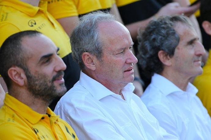 Jérôme Stoll vuelve a ser presidente de Renault tras la marcha inesperada a Thierry Koskas