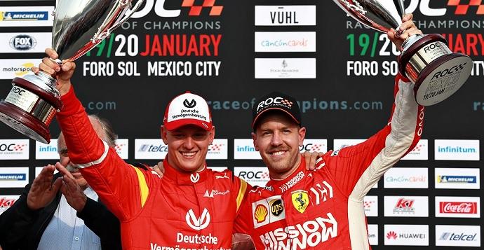 OFICIAL: La Ferrari Drivers Academy 'caza' a Mick Schumacher