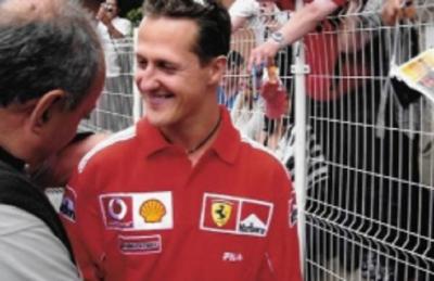 """Ross Brawn no pierde la ilusión: """"La situación de Schumacher irá a mejor"""""""