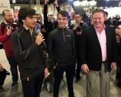 Sainz preparado para el desafío McLaren: