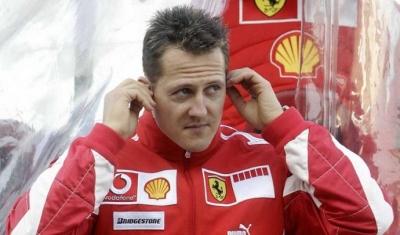 Schumacher cumple medio siglo entre homenajes y muestras de apoyo