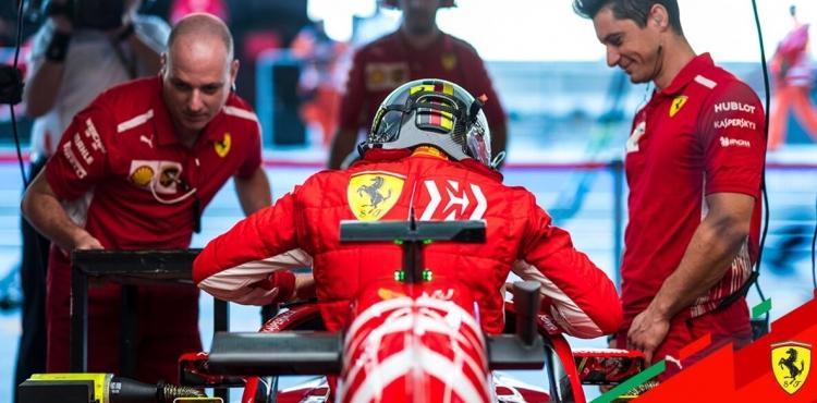Ferrari anuncia sus pilotos para el simulador