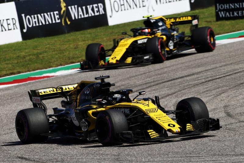 Pasito a pasito: Renault busca poder luchar por victorias en 2020