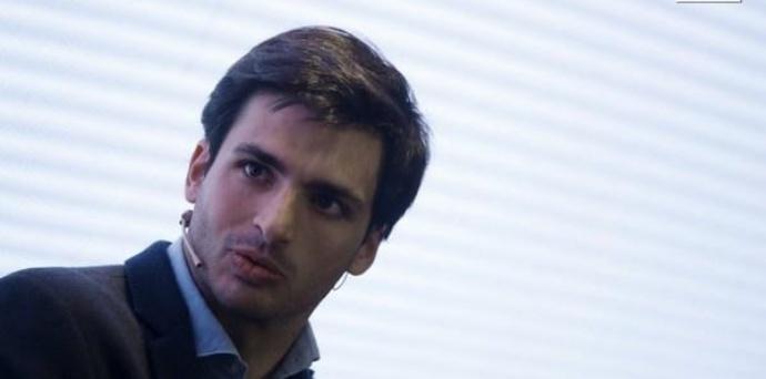 """Sainz estrenará el McL34: """"Me gusta y veo que está bastante elaborado"""""""