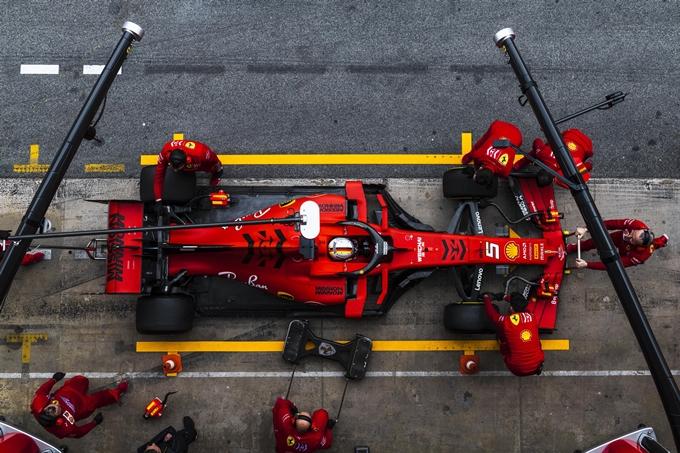 Test en Barcelona – Día 3 – Ferrari vuelve a la carga
