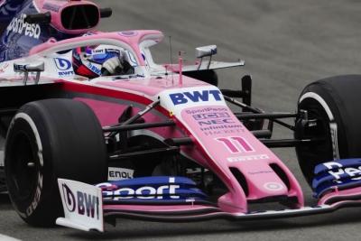 Test en Barcelona - Día 3 - Racing Point con fallas en el RP19