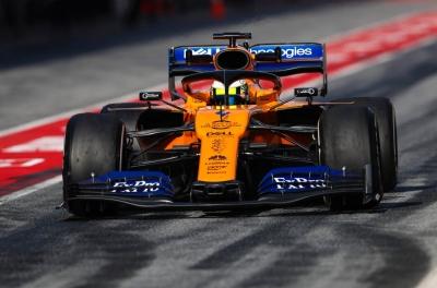 Test en Barcelona - Día 5 - McLaren sigue rodando
