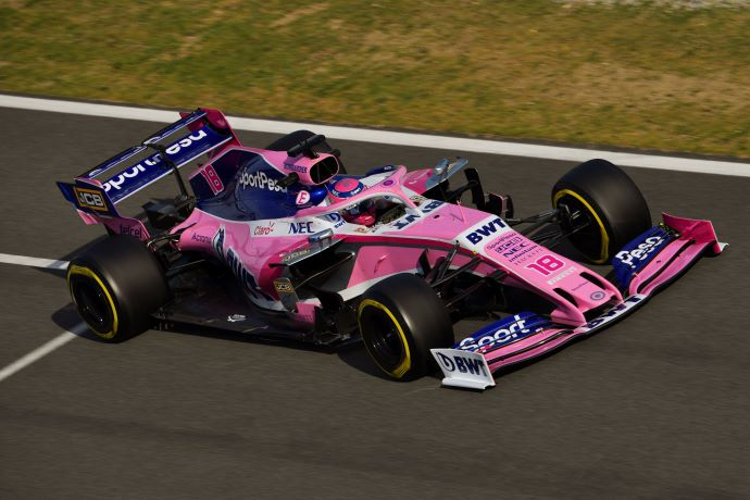 Test en Barcelona - Día 5 - Racing Point aprieta el rosa y logra un podio virtual