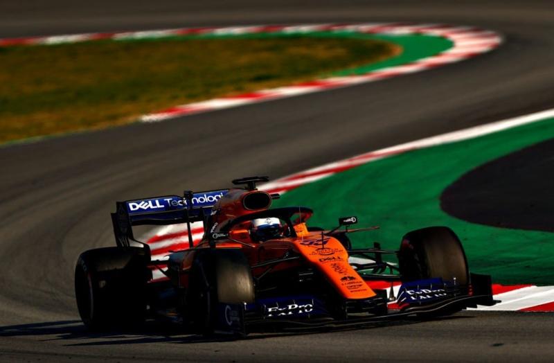 Test en Barcelona - Día 6 - McLaren evoluciona con el C4 y mejora en tandas largas
