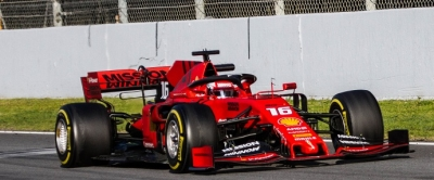 Test en Barcelona Dia 2 Ferrari Leclerc debuta consobresaliente