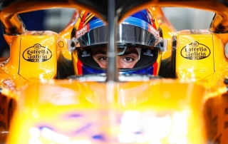 Test en Barcelona – Día 3 – McLaren: Sainz simula distancia de carrera