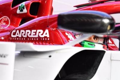 Test en Barcelona - Día 4 - Alfa Romeo: Giovinazzi sigue con unas sensaciones muy positivas