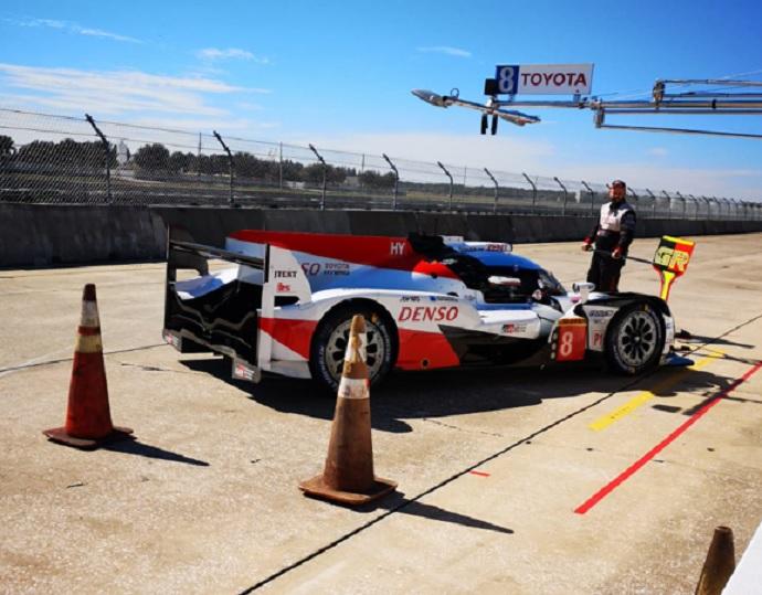 Alonso en Sebring: 'Palizón' y mucho aprendido