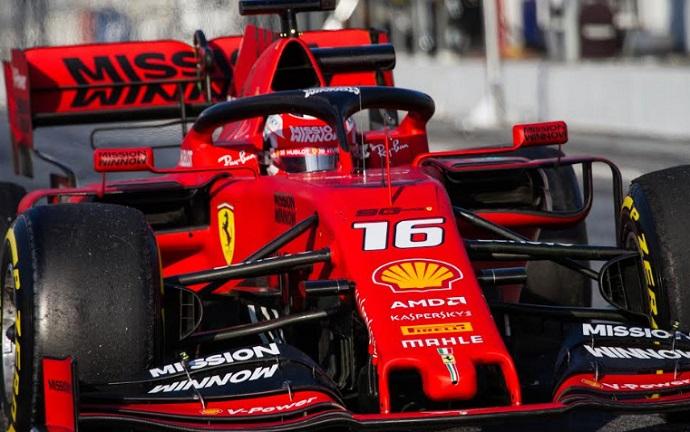 CRÓNICA- Test en Barcelona- Dia 2: Leclerc arrasa, Mercedes se esconde y McLaren se gusta