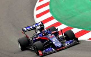 CRÓNICA- Test en Barcelona- Dia 3: Kyvat pulveriza el crono; Williams renace y McLaren divaga