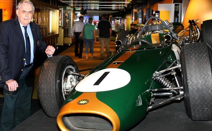 El mítico nombre Brabham podría haber regresado a la F1 este 2019