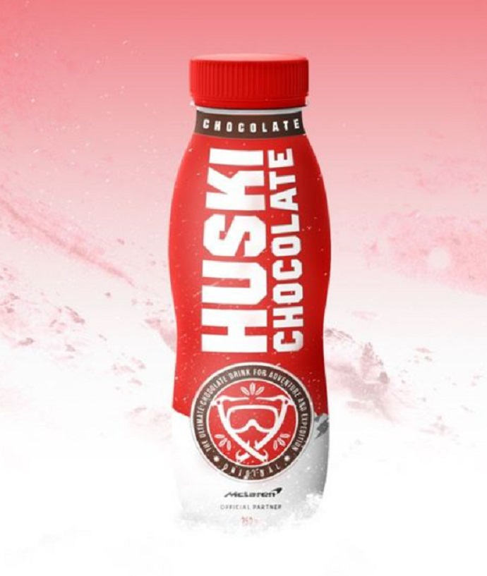 McLaren anuncia el patrocinio de Huski Chocolate