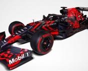 Nace el RB15, el monoplaza llamado a hacer triunfar a Honda