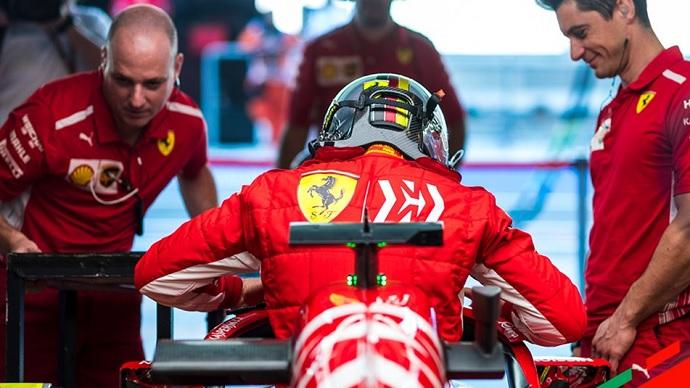 """Philip Morris sobre su patrocinio en Ferrari: """"Cumple la ley"""""""