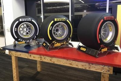 Pirelli cambia de estrategia para 2019: habrá neumáticos más duros