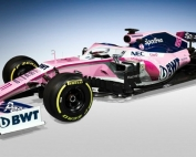 Sport Pesa Racing Point F1 Team: Así luce el sucesor de Force India
