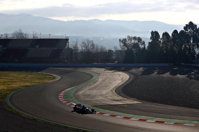 Test en Barcelona - Día 1 - Toro Rosso
