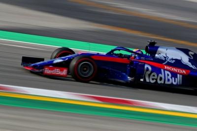 Test en Barcelona - Día 2 - Toro Rosso
