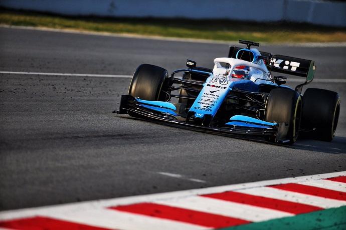 Test en Barcelona - Día 3 - Williams: Al fin aparece en pista el FW42