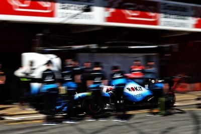 Test en Barcelona - Día 6 - Williams: Kubica, el más trabajador de la jornada
