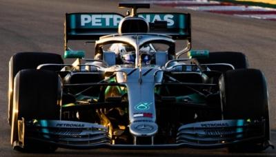 """Test en Barcelona – Día 7 – Mercedes se gusta: """"Uno de los días más positivos"""""""