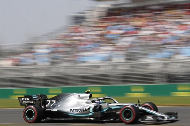 desGRAINING el GP de Australia de F1