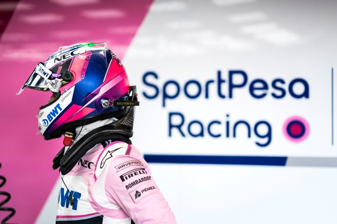 Test en Barcelona - Día 8 - Racing Point y Checo suman 484 kilómetros al RP19
