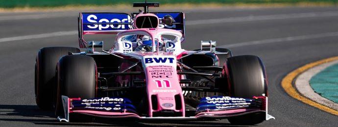 Viernes en Australia - Racing Point con primer contacto discreto en Albert Park