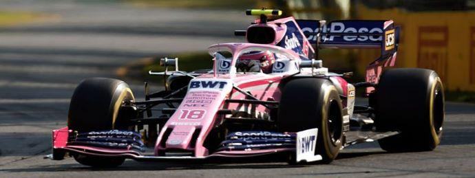 Domingo en Australia - Racing Point logra sumar 2 puntos en GP inaugural
