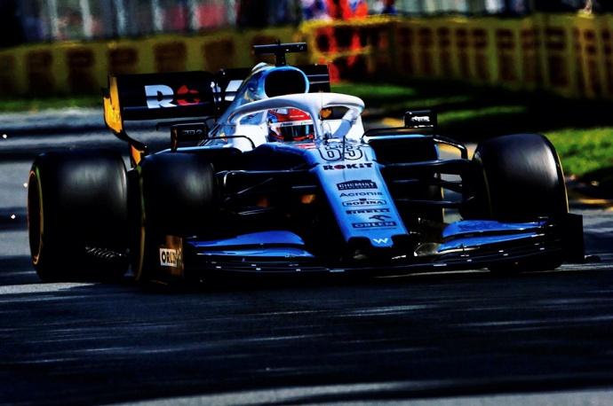 Domingo en Australia - Williams: Al menos terminan con los dos coches