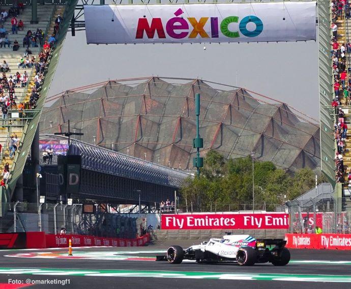 El Gran Premio de México pierde derecho preferente para conservar fecha para 2020