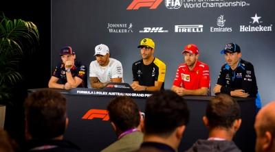 Jueves en Australia - Primeras declaraciones de los pilotos