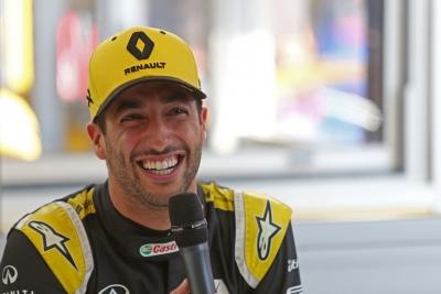Ricciardo espera una marea amarilla en el GP de Australia