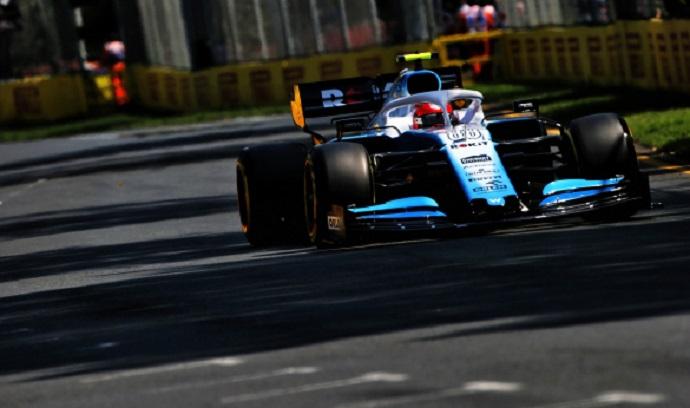 Sábado en Australia-Williams: Los últimos de la fila