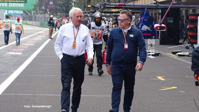 Ultima Hora: Muere Charlie Whiting a los 66 en Melbourne