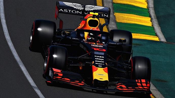 Viernes en Australia-Red Bull: buen arranque de temporada
