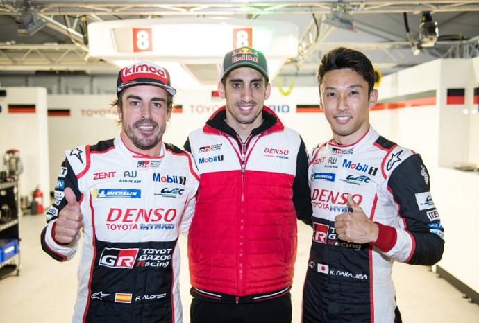 Alonso: Pole y récord en el aeródromo de Sebring